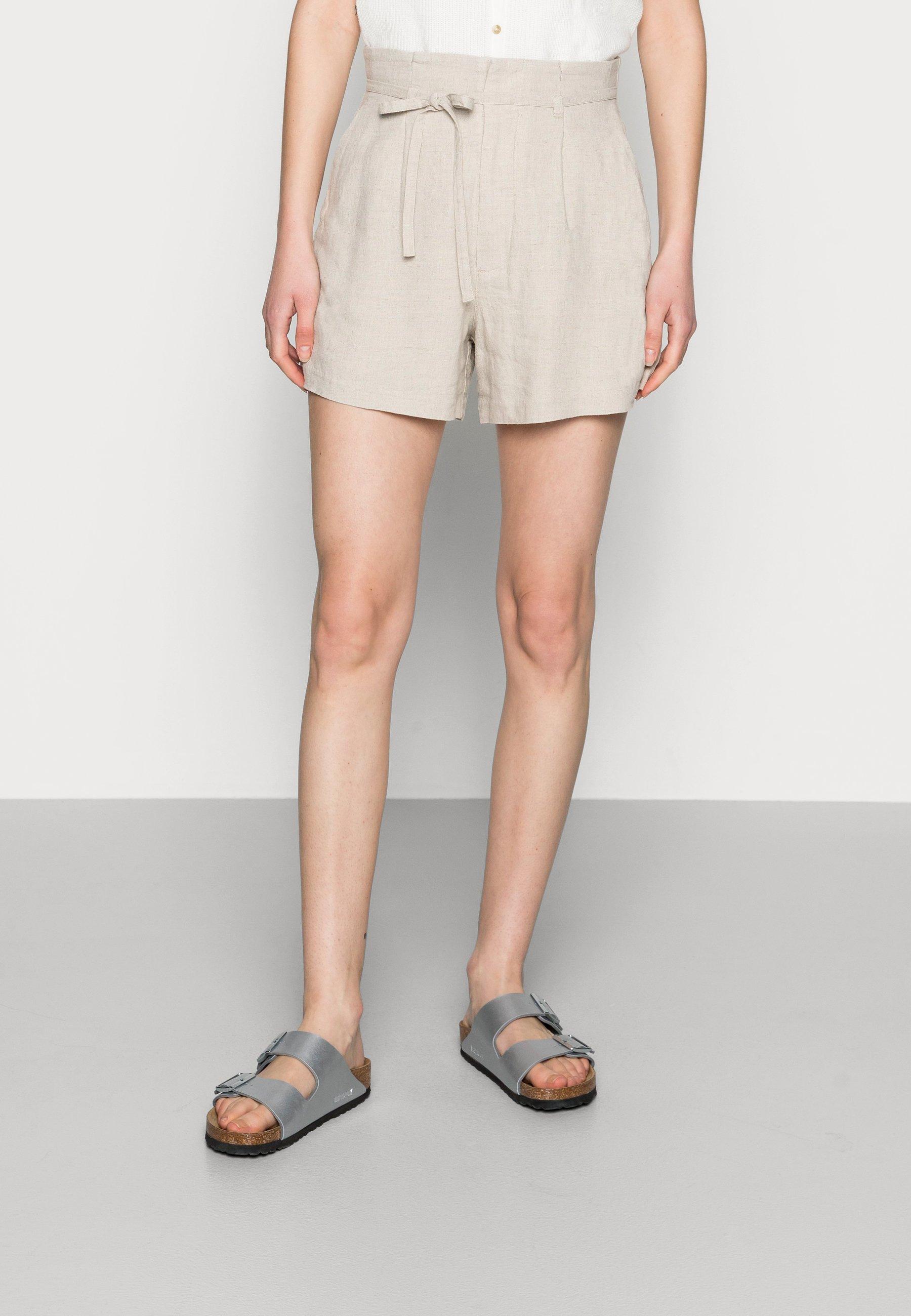 Women EMEA BELTED SHORT - Shorts