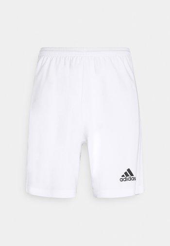 SQUADRA 21 - Sports shorts - white