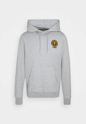 ROTATION HOOD - Sweatshirt - grey heather