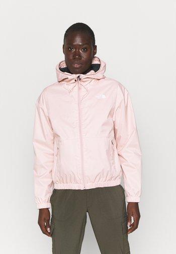 FARSIDE JACKET - Hardshell jacket - evening sand pink