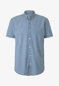 TOM TAILOR DENIM - Shirt - light indigo blue  chambray - 4