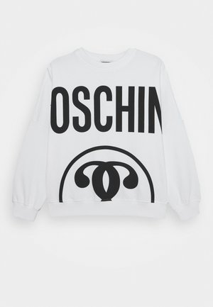 Sweatshirt - optic white