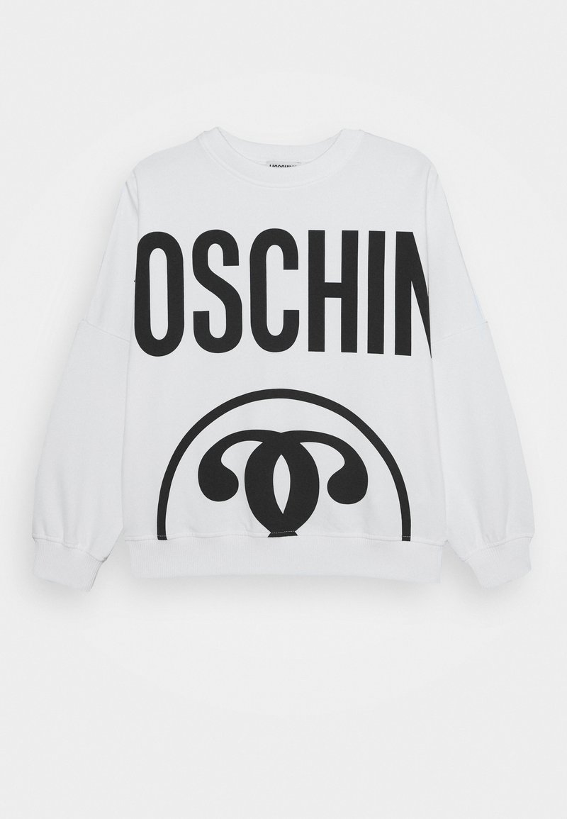 MOSCHINO - Sweatshirt - optic white