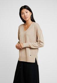 Esprit - Pullover - beige - 0