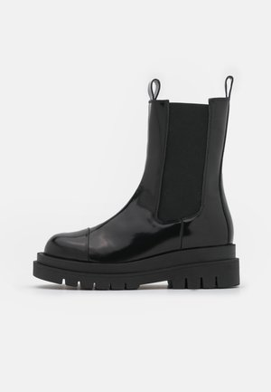 NICOLA  - Classic ankle boots - black