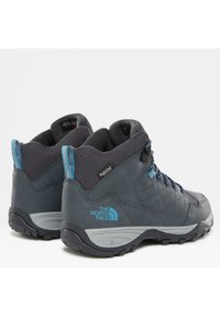 The North Face - Hiking shoes - ebony grey/griffin grey - 2