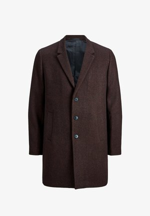 JJEMOULDER  - Short coat - hot chocolate