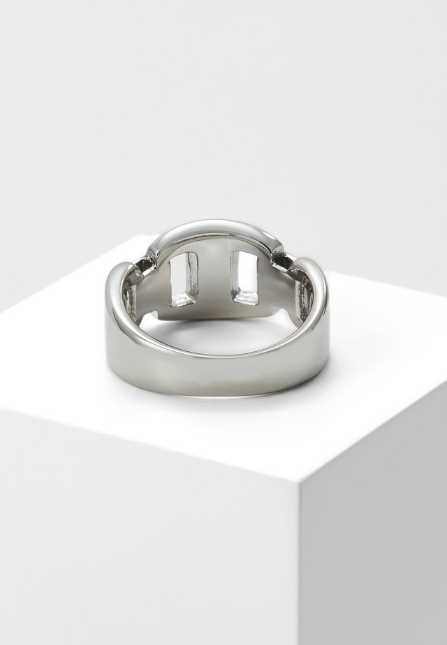 APEX UNISEX - Ring - silver-coloured