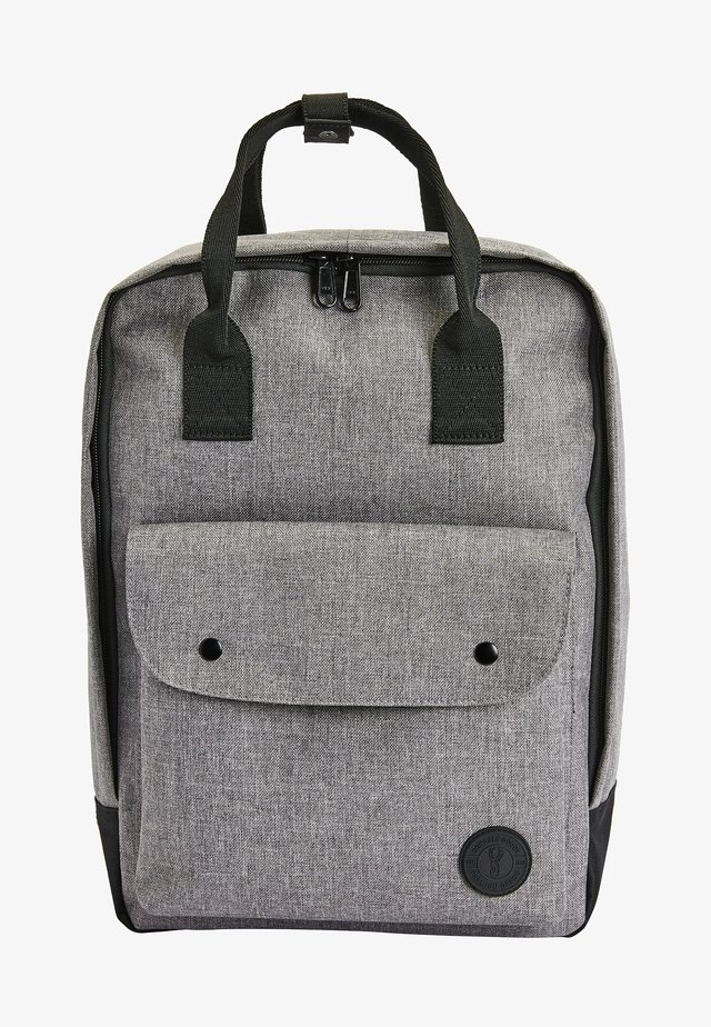 GREY TOTE BACKPACK - Zaino - grey