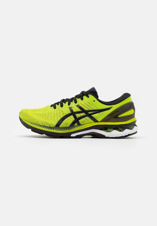 GEL KAYANO 27 - Stabilty running shoes - lime zest/black