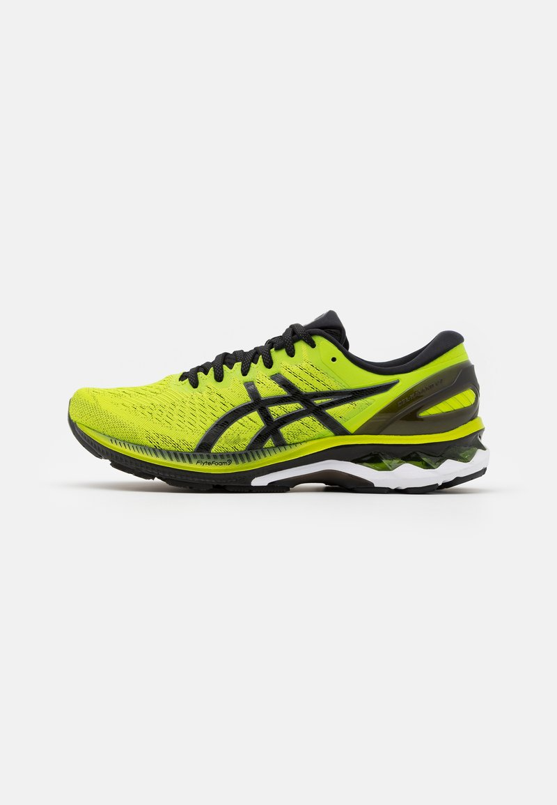 ASICS - GEL KAYANO 27 - Stabilty running shoes - lime zest/black