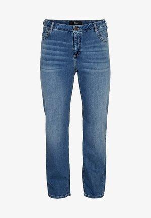 Jeans a sigaretta - light blue