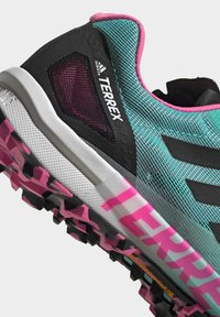 adidas Performance - TERREX SPEED PRO TRAIL RUNNING - Zapatillas de trail running - green - 8