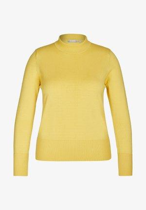 Jumper - gelb