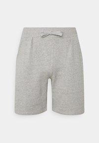 Lindbergh - PIGMENT DYED - Shorts - light grey - 5