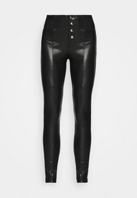 ONLY - ONLZABO BUTTON - Leggingsit - black - 4