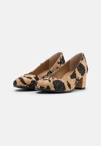 NAE Vegan Shoes - LINA VEGAN  - Czółenka - brown - 2