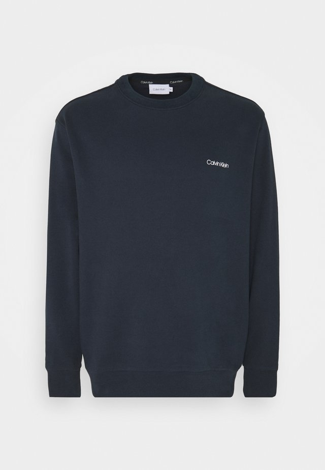 SMALL CHEST LOGO - Sweatshirt - navy