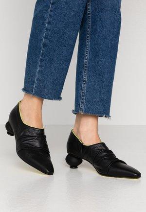 FLAVIA - Classic heels - nero/fluor