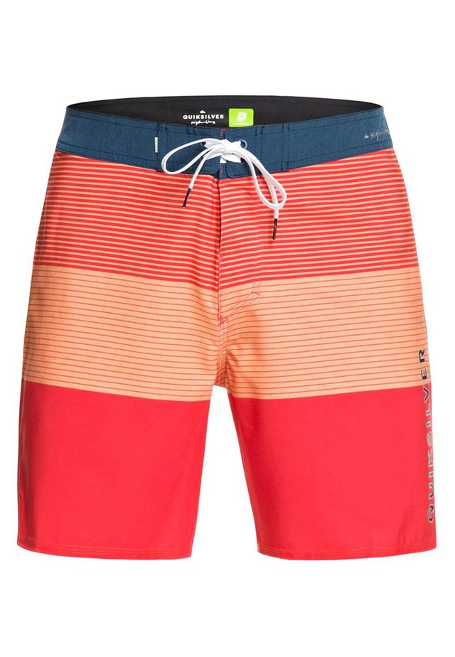 HIGHLINE MASSIVE - Swimming shorts - nectarine