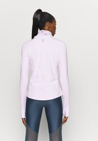 Under Armour - IGNIGHT COLDGEAR FUNNEL - Long sleeved top - crystal lilac - 2