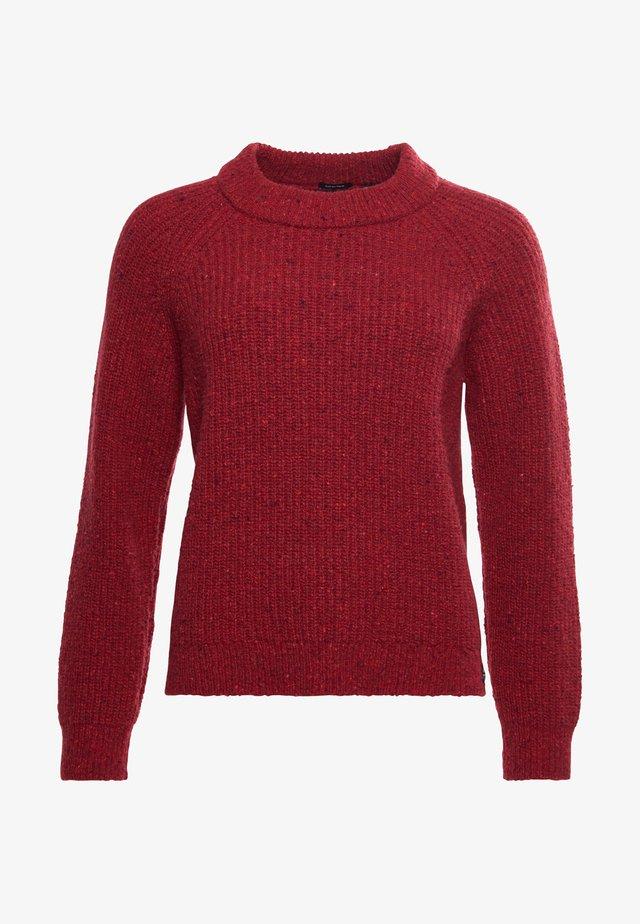 FREYA TWEED - Maglione - vermont red tweed