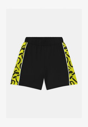 UNISEX - Pantalón corto de deporte - black