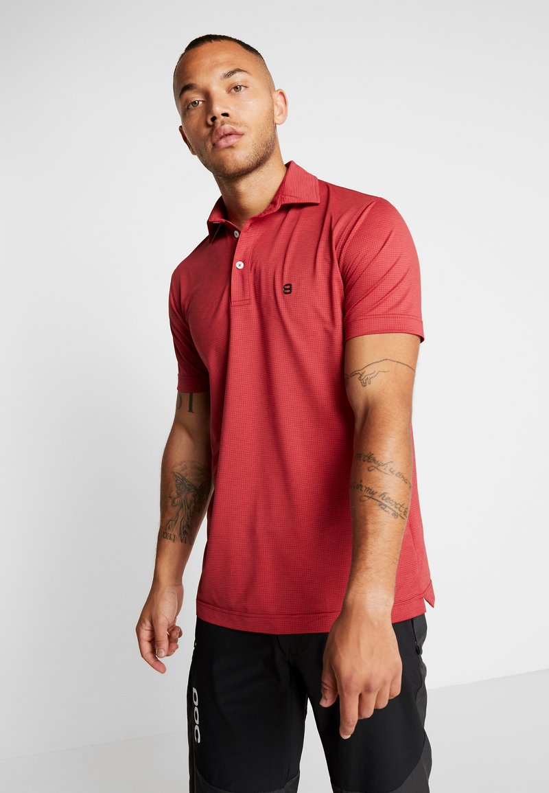 8848 Altitude - ROCKS - Sports shirt - aroma red
