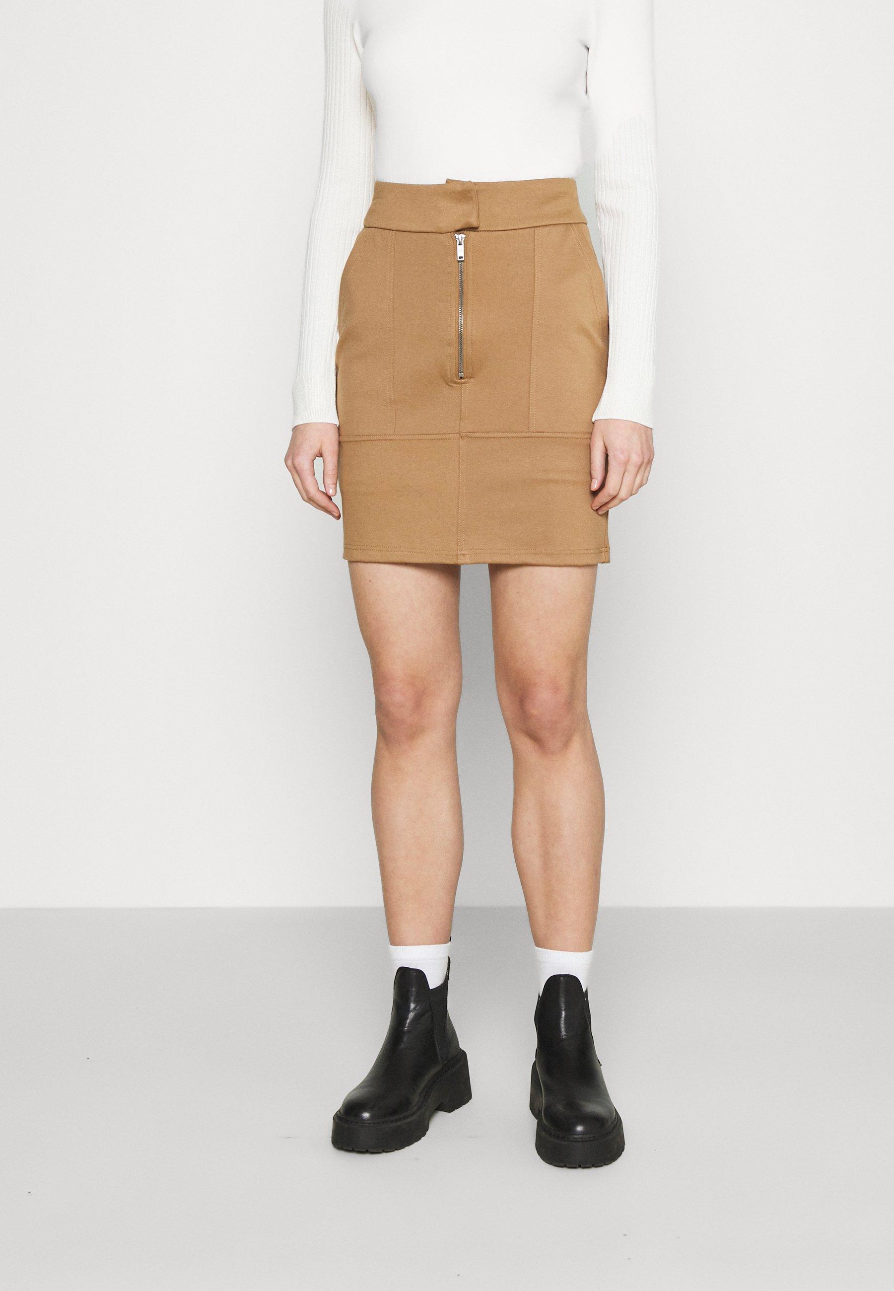 Women NMTOKYO SKYLER - Mini skirt