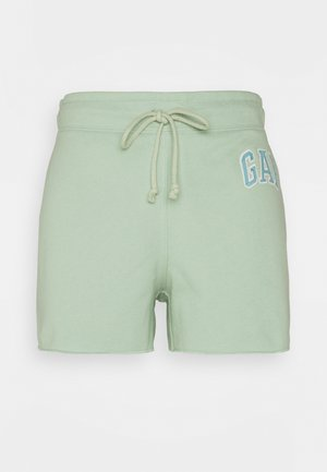 HERITAGE - Shorts - smoke green