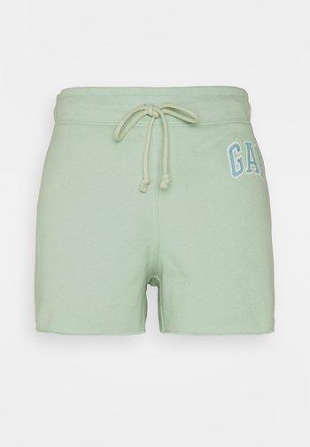 HERITAGE - Shorts - smoke green
