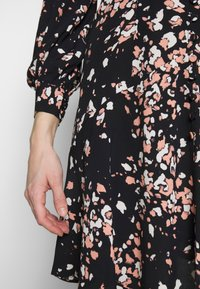 Whistles - MOTTLED ANIMAL BUTTON FRONT DRESS - Day dress - pink/multi - 5