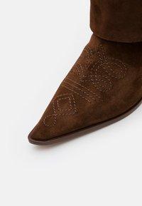 Casadei - Cowboy/Biker boots - renna sella - 4