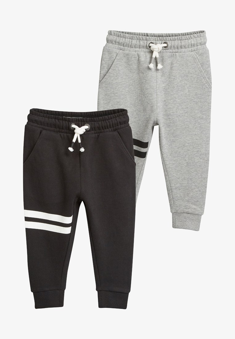 Next - 2 PACKS - Tracksuit bottoms - black
