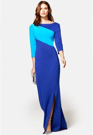 CONTRAST SASH - Iltapuku - royal blue