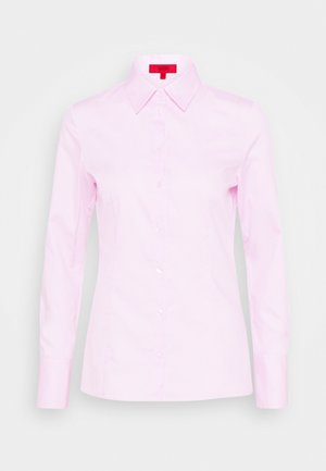 THE FITTED - Blůza - light pastel pink