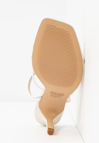 Who What Wear - EVERLY - High heeled sandals - prestine - 6