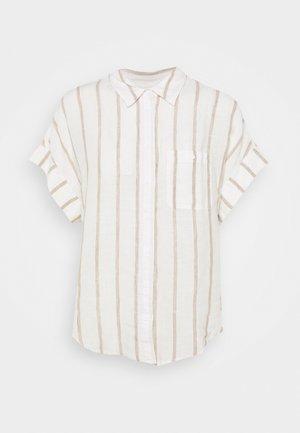 Skjorte - beige
