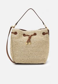 Lauren Ralph Lauren - CROCHET DEBBY - Handbag - natural/tan - 2