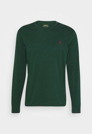 LONG SLEEVE - Long sleeved top - college green