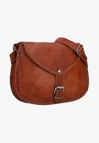 Gusti Leder - Across body bag - brown - 2