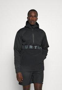 Burton - CROWN - Softshelljas - true black - 0