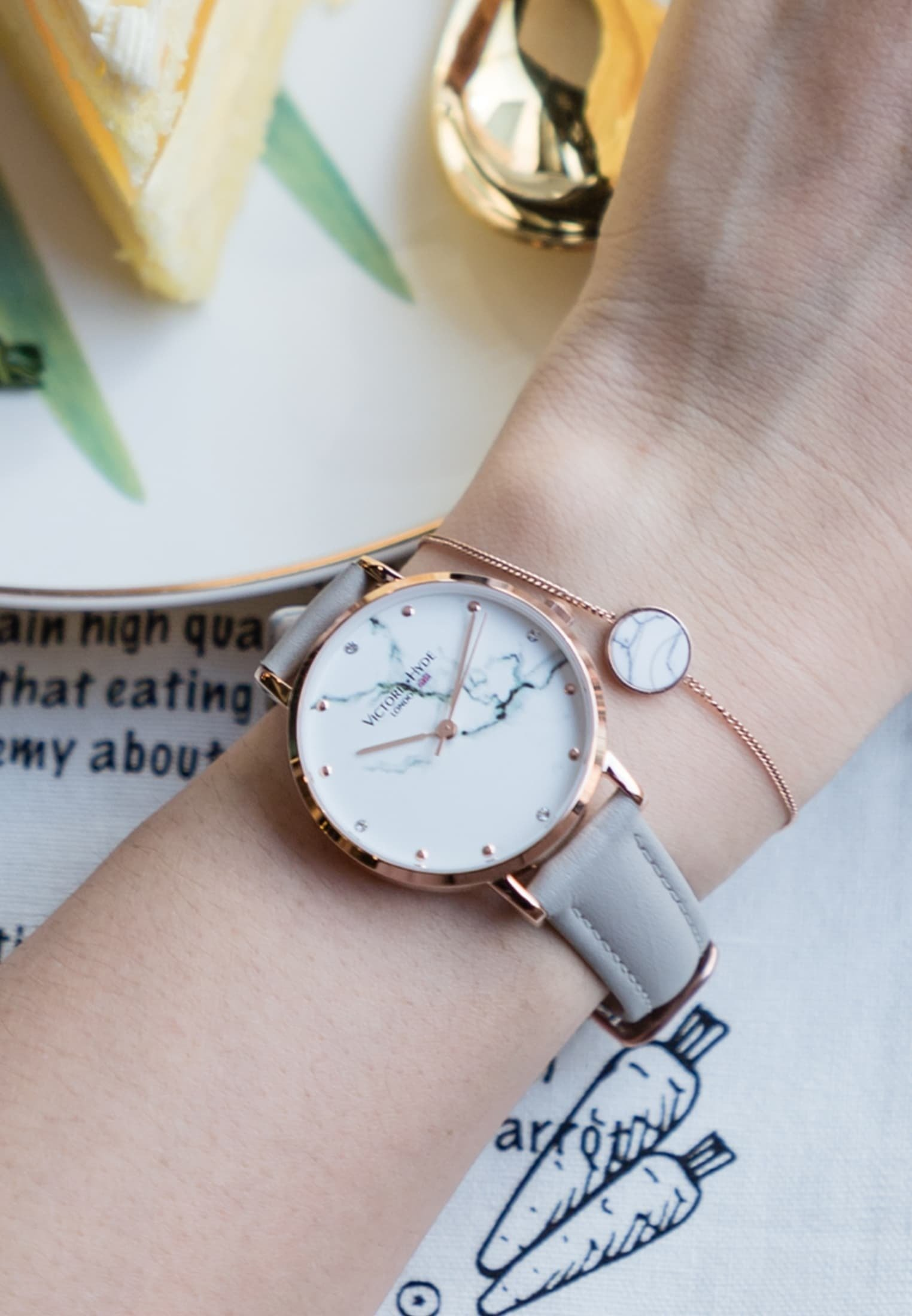 Homme MARBLE ARCH MINERAL - Montre
