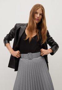 Mango - LADY - A-line skirt - grau - 4