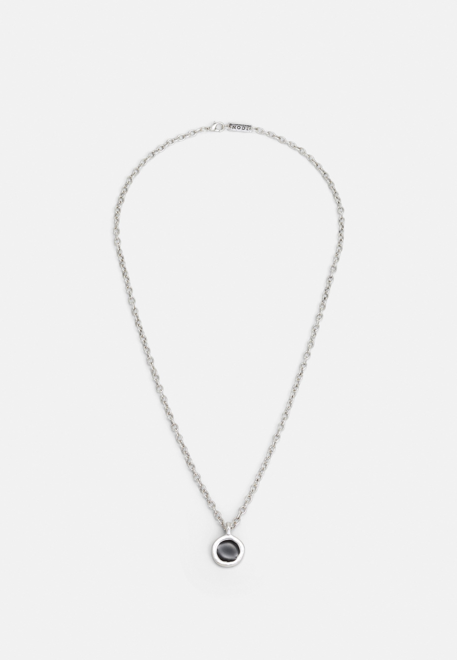 Homme ROUND COMPOSITE NECKLACE - Collier
