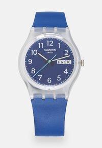 Swatch - RINSE REPEAT - Reloj - blue - 0