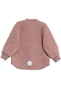 Wheat - LOUI - Winter jacket - dusty lilac - 1