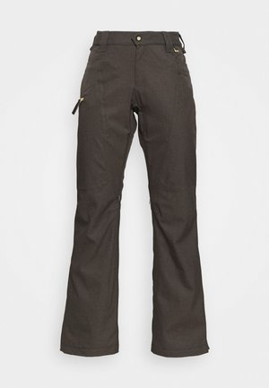 SNOW CULTURE PANT - Schneehose - black olive