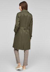 s.Oliver - Trenchcoat - khaki - 2