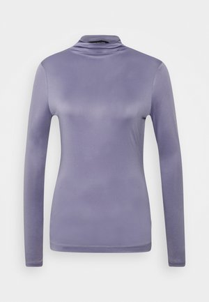 MOCK NECK - Long sleeved top - dusk